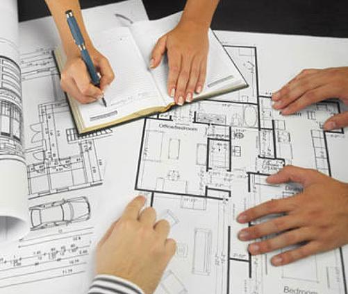 Этапы работы дизайн интерьера