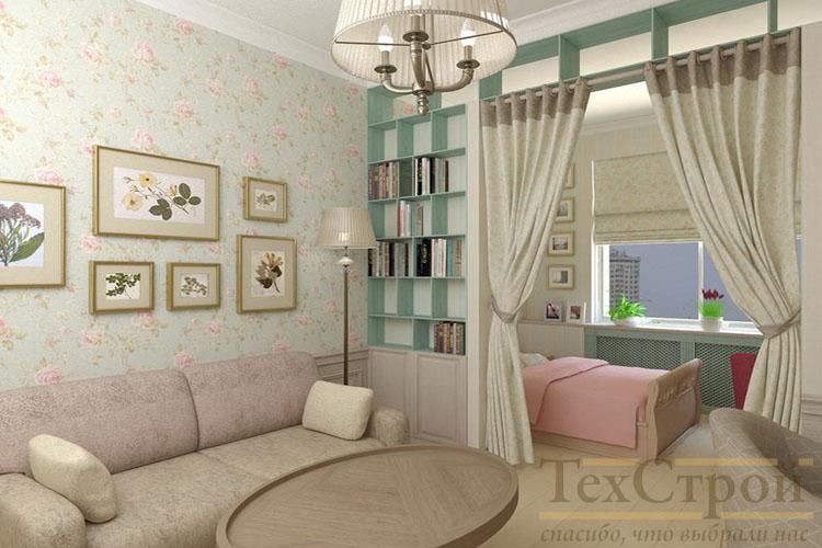 Ремонт трехкомнатной квартиры в Москве - стоимость