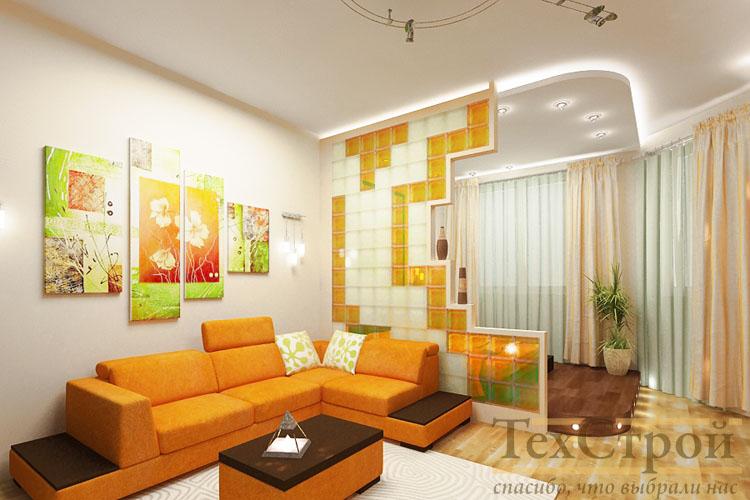 Дизайн интерьера квартиры и дома в Москве — Красивые